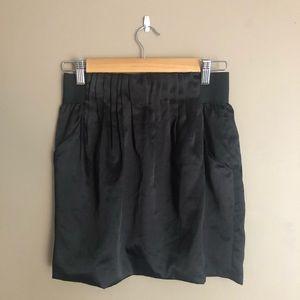Arden B. Black Skirt